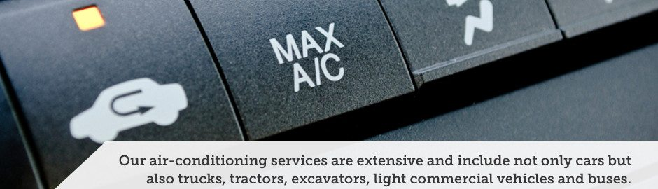 car air conditioning services