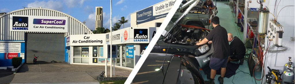Car Air Conditioning Broadbeach